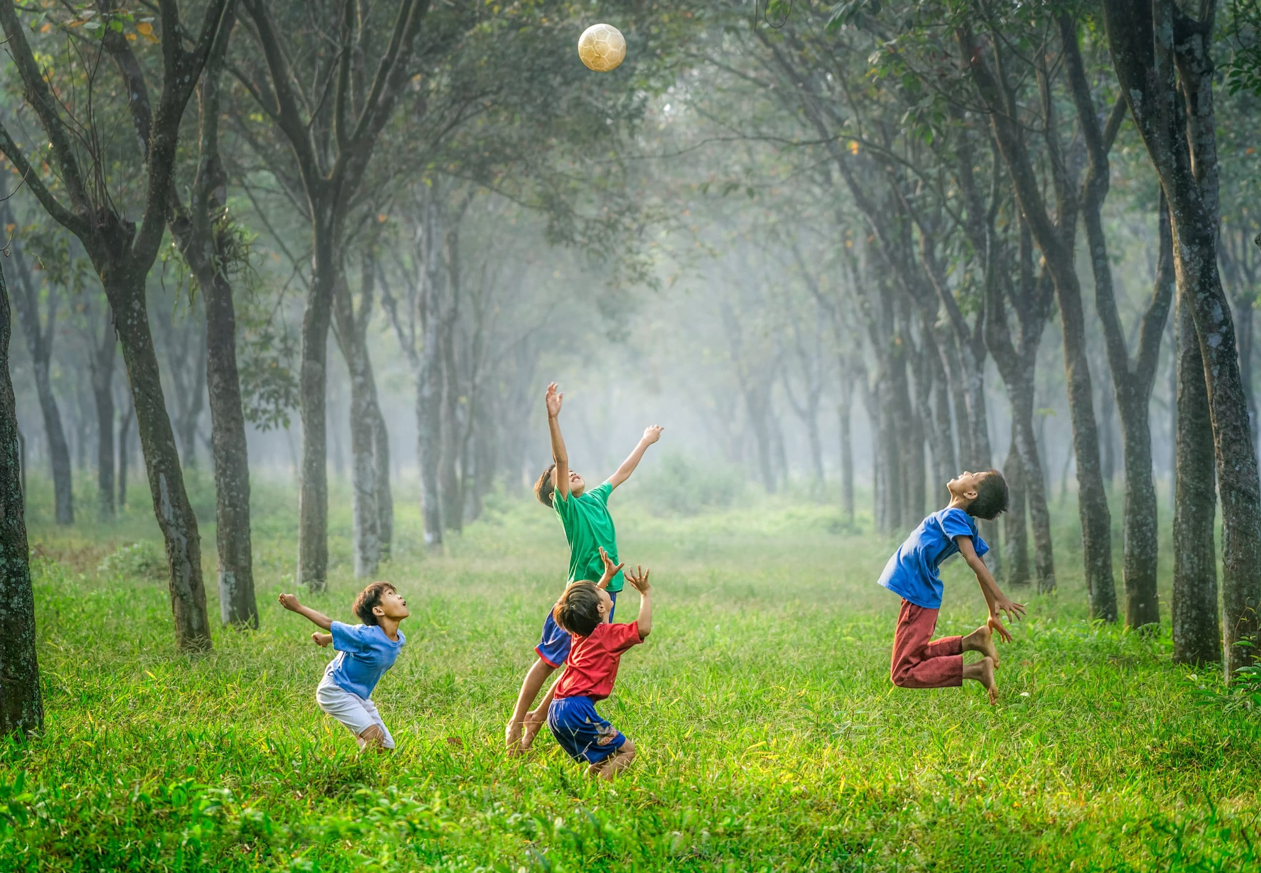 How lack of exercise affects kids